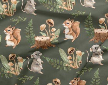 softshell metsäneläimet