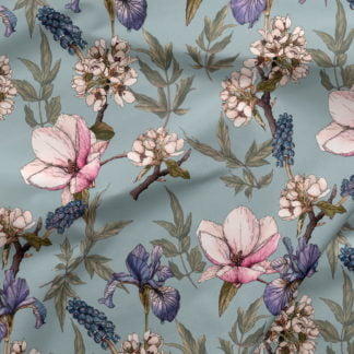 softshell kukkasia